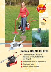 humus mouse killer